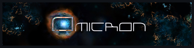 Omicron - Projects Page Banner 160x640